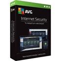 Obrázek AVG Internet Security 2021, licence pro nového uživatele, počet licencí 1, platnost 1 rok