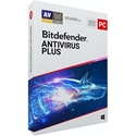 Obrázek Bitdefender Antivirus Plus 2020, obnovení licence, platnost 2 roky, počet licencí 3