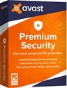Obrázek Avast Premium Security 2020, obnovení licence, platnost 1 rok, počet licencí 10